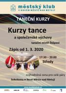 Taneční 2020