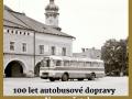 100 let autobusové dopravy na Novoměstsku 2