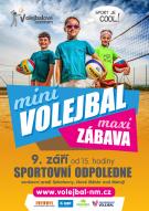 Minivolejbal / Maxizábava