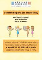 Dentální hygiena pro začátečníky. Proč ji potřebujeme, proč se jí nebát a proč se vyplatí 1